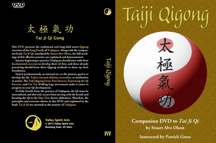 Taiji Qigong DVD - Valley Spirit Arts