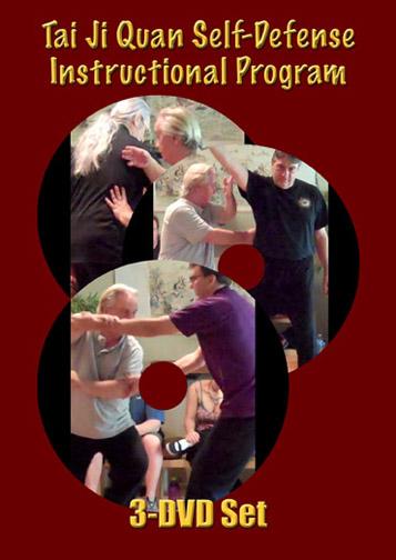 Taiji Self-Defense DVD