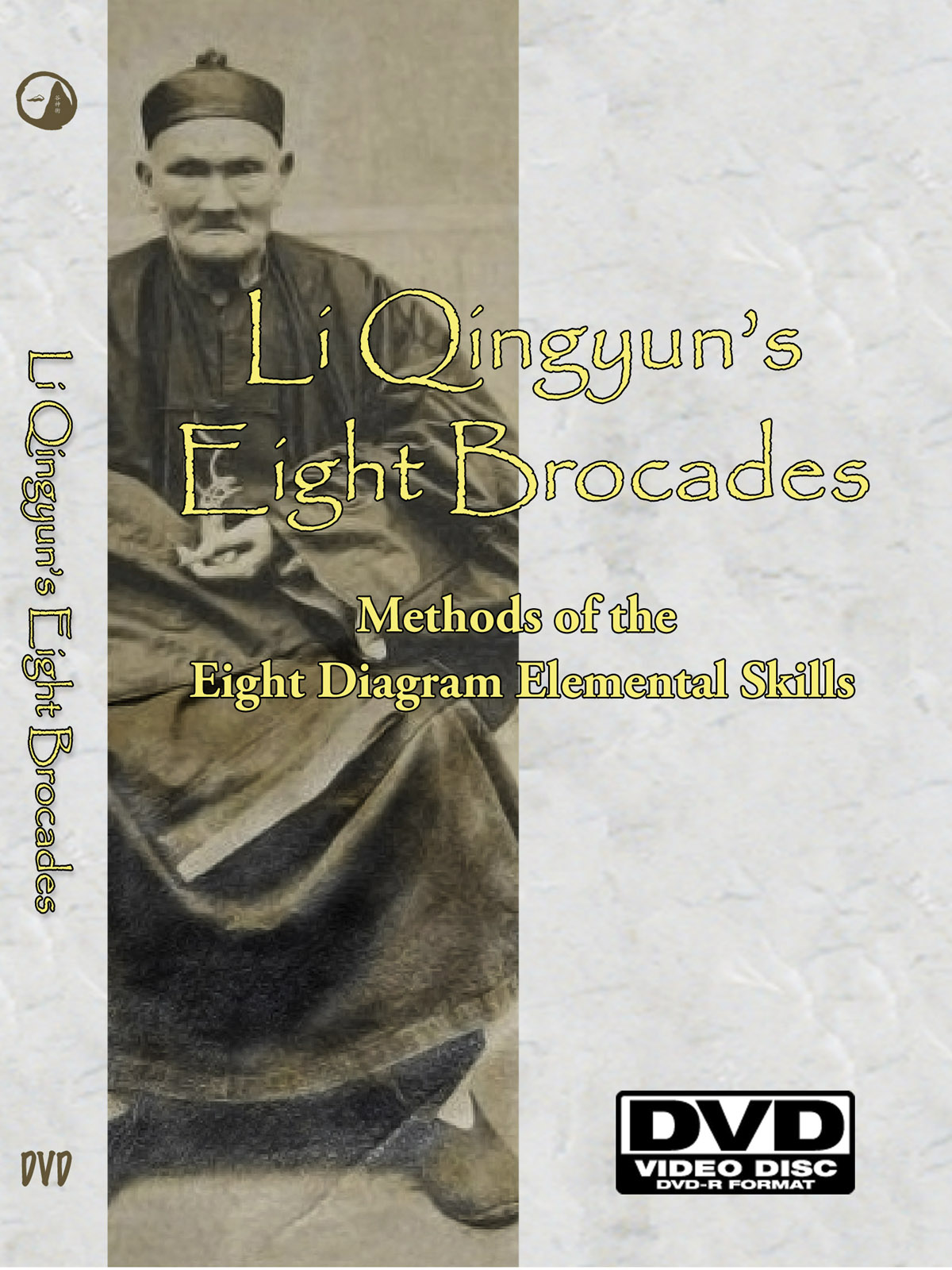 Li Qingyun's Eight Brocades - DVD - Valley Spirit Arts