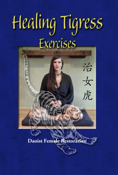 Tiger's Waist: Daoist Qigong Restoration DVD - Valley Spirit Arts