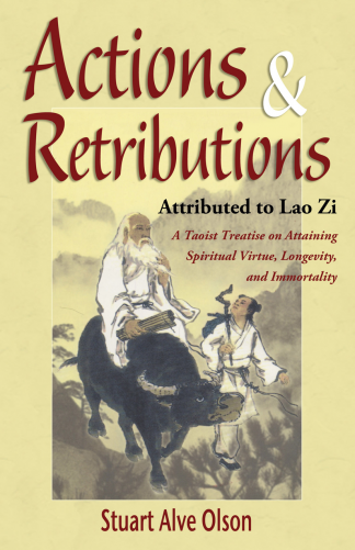 Actions and Retributions Cover