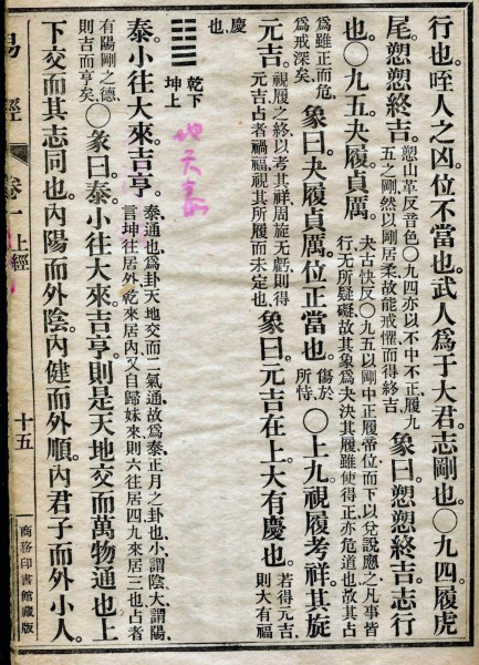 I Ching Missing Pages012