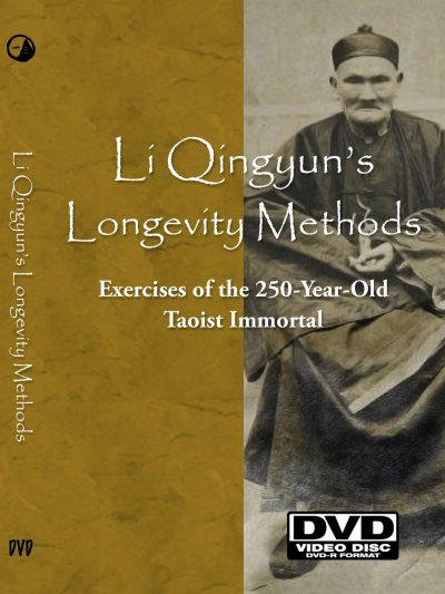 Longevity Methods DVD